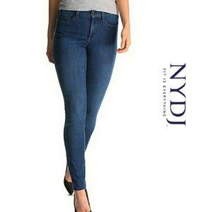 NYDJ Alina Legging High Rise Skinny Jeans 12